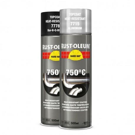 Karščiui atsparūs dažai Rust -Oleum 750° C