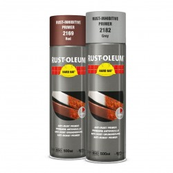 antikorozinė plieno apsauga, 2169/2182 Anti-Rust Primers HARD HAT®