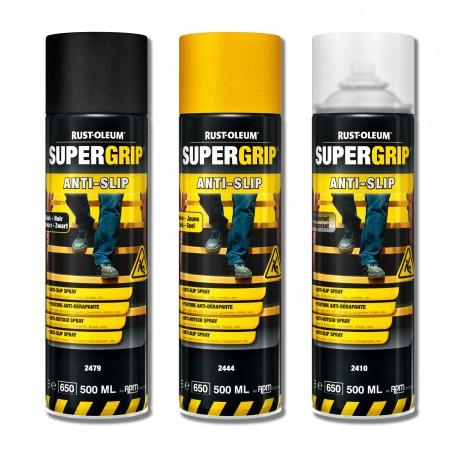 SuperGrip™ slidumą mažinantys aerozoliniai dažai