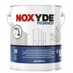 Antikoroziniai dažai metalui Mathys Noxyde PEGANOX, 5 kg