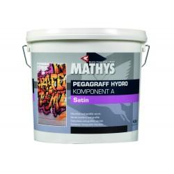 Poliuretano akrilo lakas Pegagraff® Hydro, 2,5l
