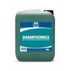 AMERICOL Profesionali automobilių valymo priemonė su vašku- Shampoowax(10L). Koncentratas