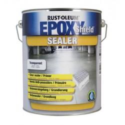 Dulkėtumą mažinanti grindų priemonė, EPOXYSHIELD® 5220 SEALER, 5l